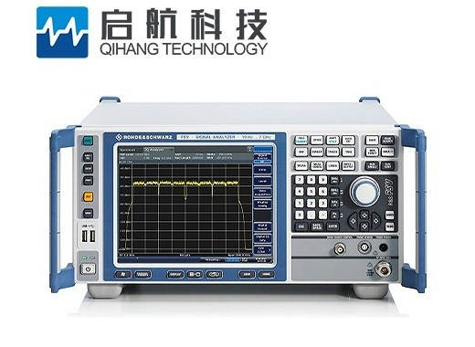 R&S®FSV Signal and Spectrum Analyzer