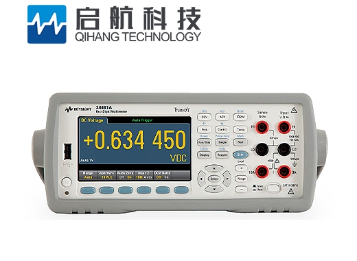 34461A Digital Multimeter, 6 ½ Digit, Truevolt DMM