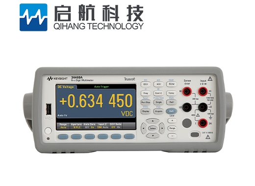 34460A Digital Multimeter, 6 ½ Digit, Basic Truevolt