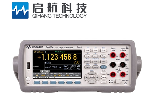 34470A Digital Multimeter, 7 ½ Digit, Truevolt DMM